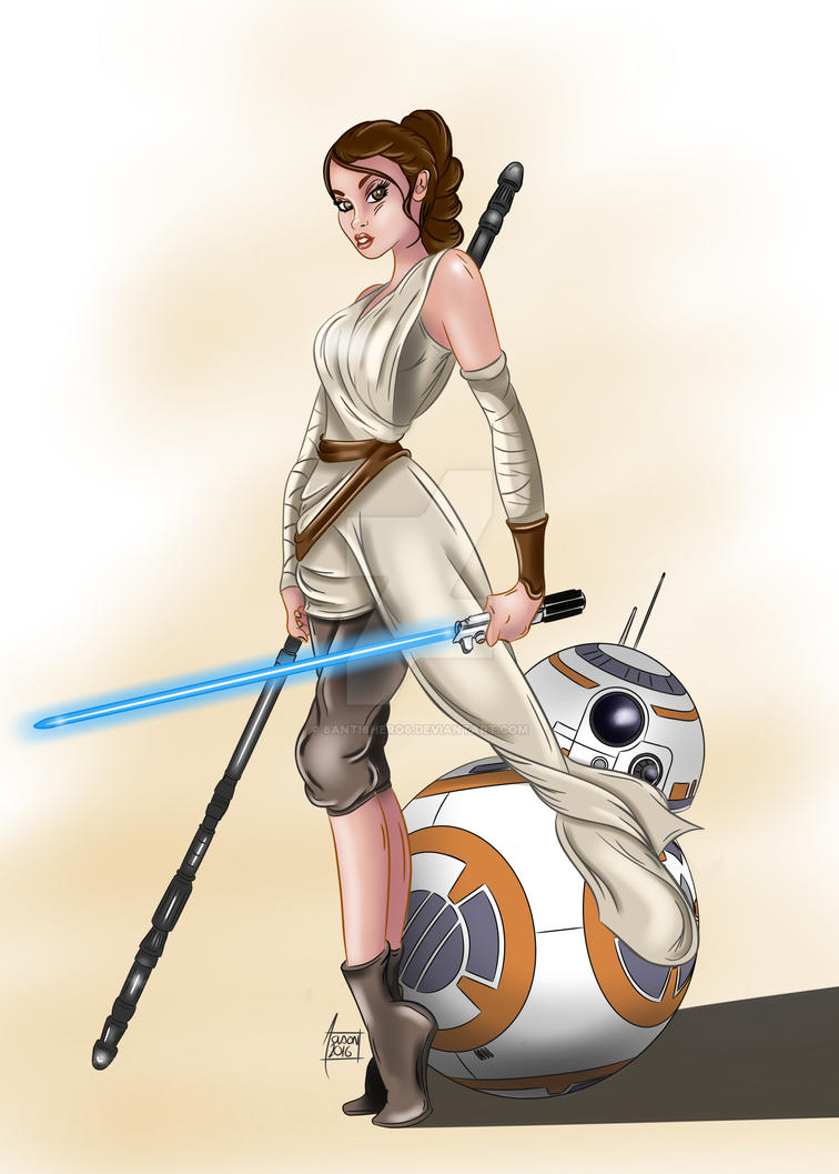 Rey Complete by 6anti6hero6
