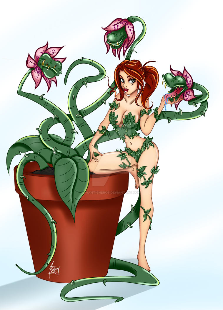 Poison Ivy by 6anti6hero6