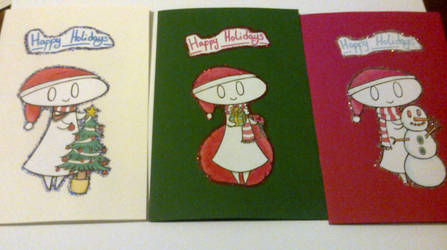 Holiday Card Project 2014