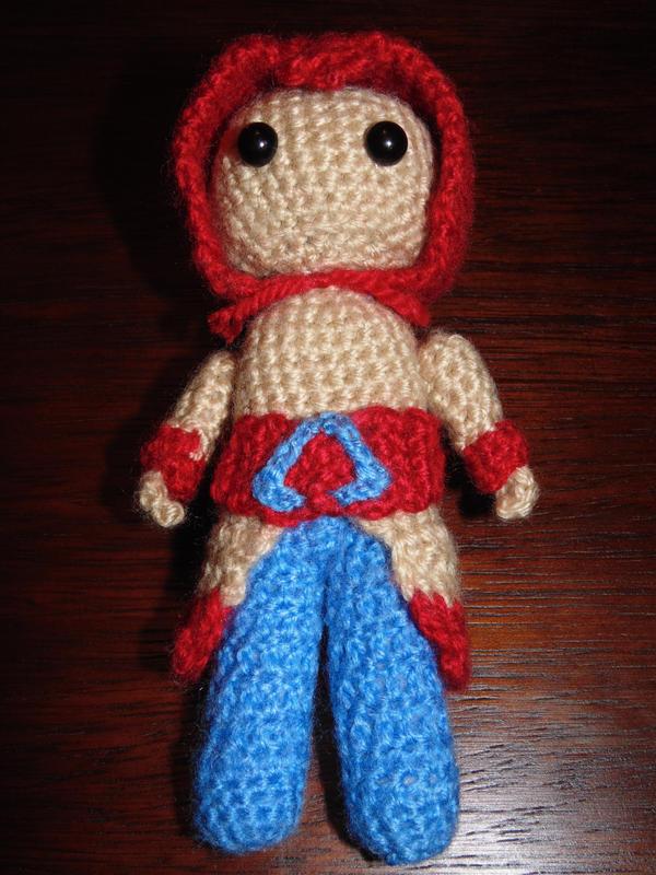 Tiny Assassin by AbyLockhart