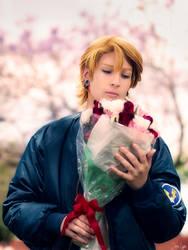 Sky High- Keith Goodman: These Flowers by Yonejiro