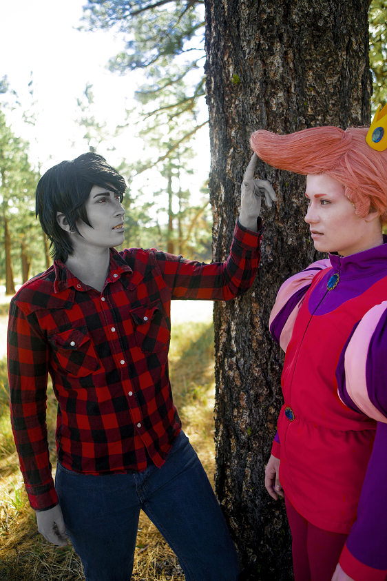 Adventure Time: Marshall Lee - Could you not? by Yonejiro