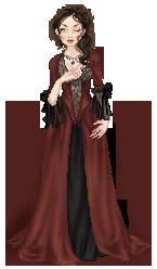 Vampire 1 by Feylyren
