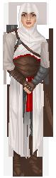 Altair by Feylyren