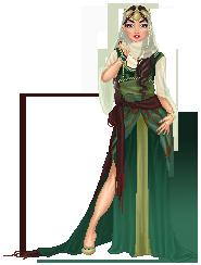 Harem girl by Feylyren