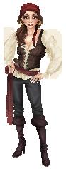 Pirate by Feylyren