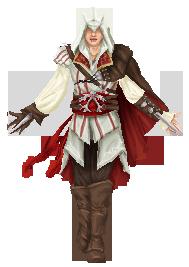 Ezio by Feylyren