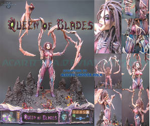 The Queen of Blades : Evolution Completed