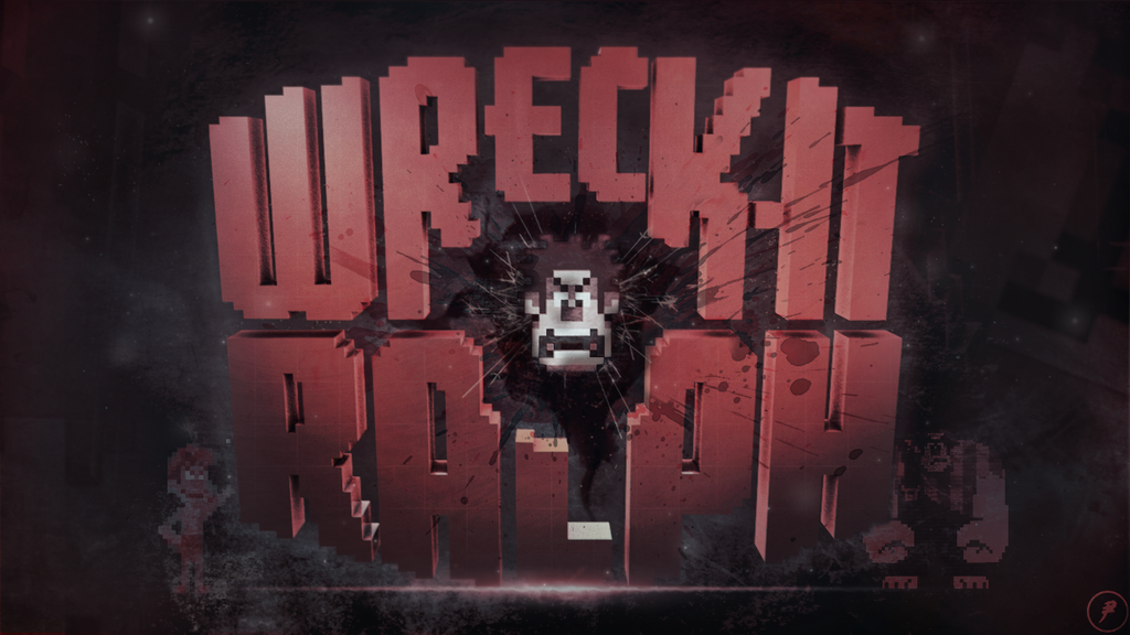 Wreck It Ralph Tribute Wallpaper By Jaspah JASPAH13