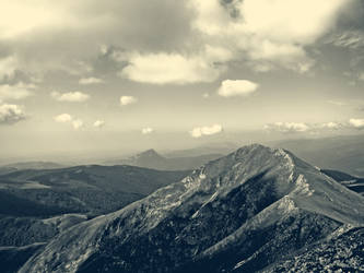 mountain high by Rohna