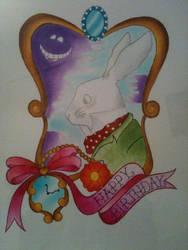 Alice In Wonderland by heather-holyoak