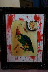 Dumb Owl by heather-holyoak