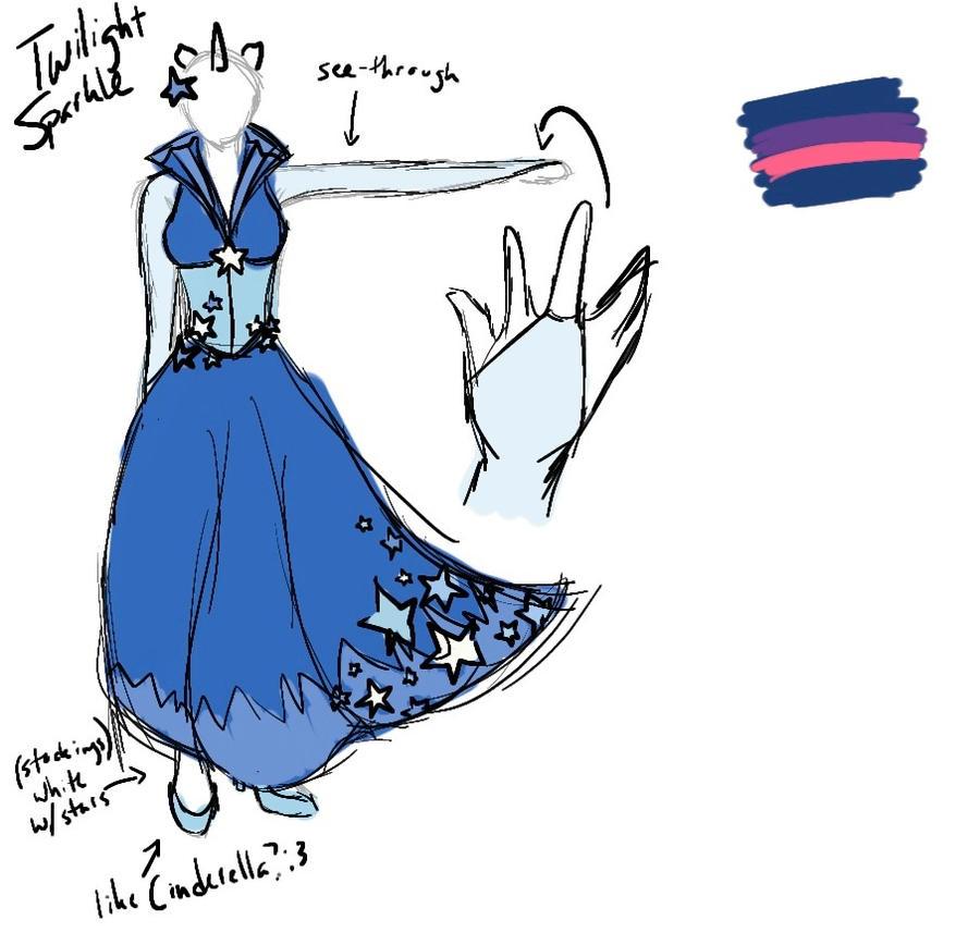 AB12: Twilight Sparkle Cosplay Sketch --Shad.-- by World1 ...