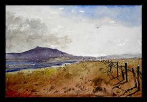 The landskape by Kegriz