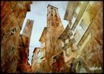 San Gimignano by Kegriz
