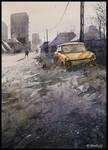 old trabant