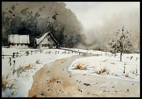 winter by Kegriz