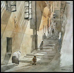 Stairs by Kegriz