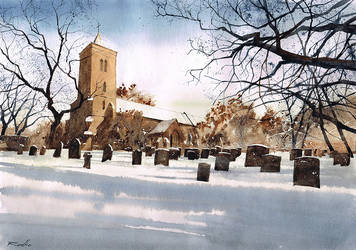 Church by Kegriz