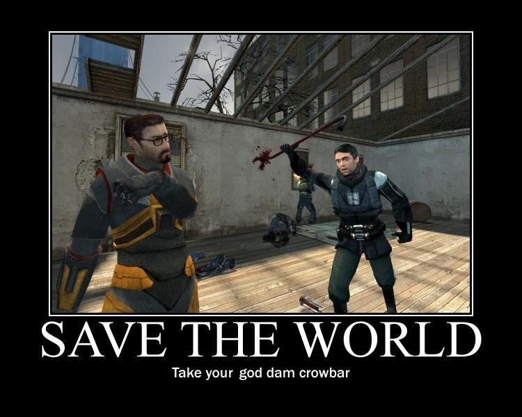 Gordon Saves the World by PhantomGline
