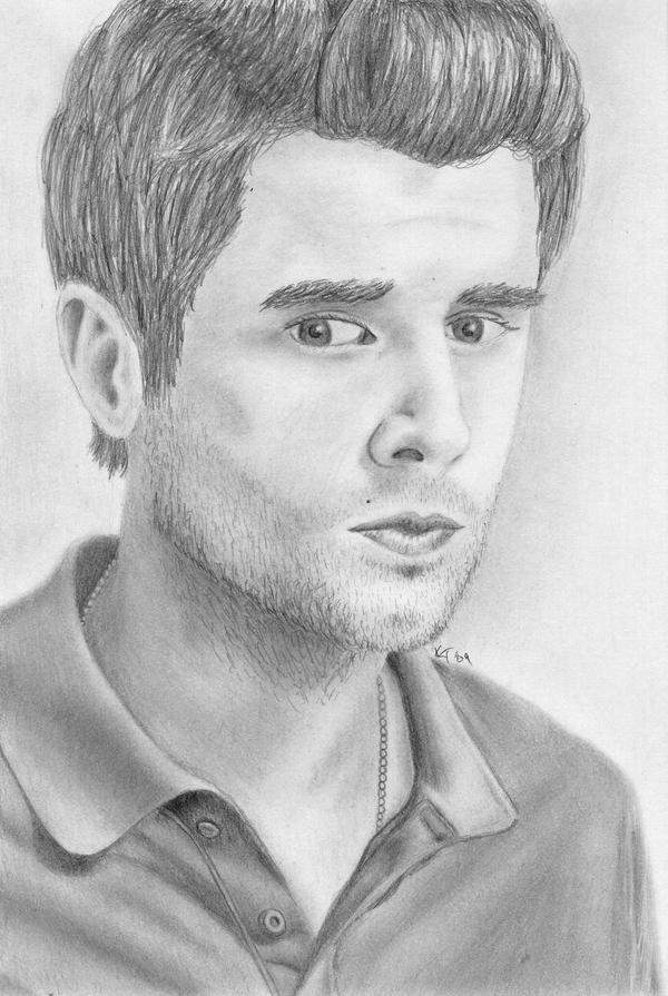 James Roday by *luckynumber44 o...