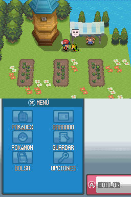 Pokemon Light Platinum Ds Hyor Farm Orchard By Mikelan98 On