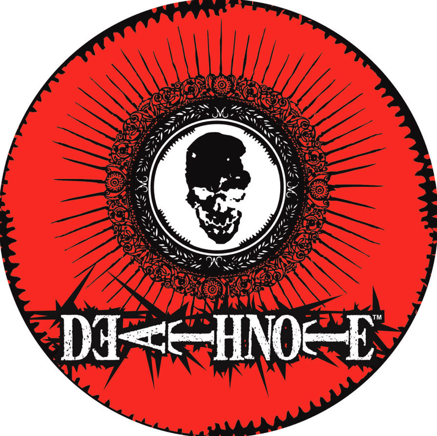 death note skull logo - photo #15