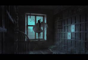 Let Me Out by LadyEvilArts