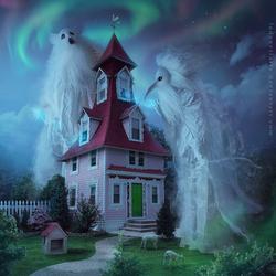 Nightmare Bringers by LadyEvilArts