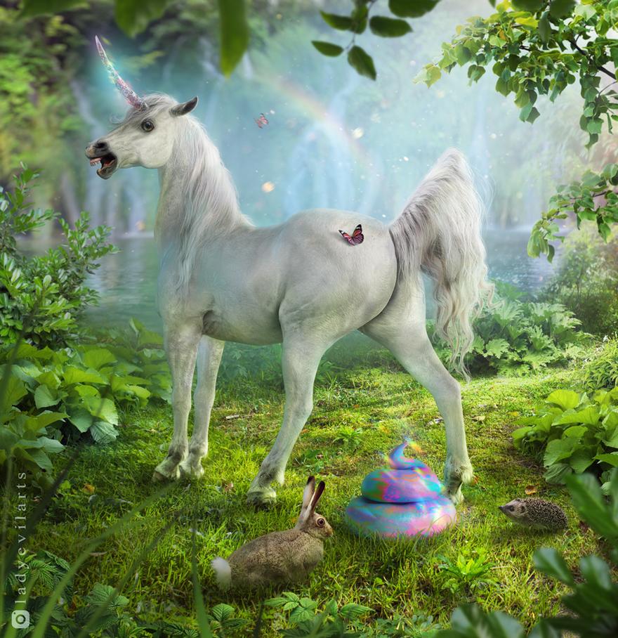 Unicorn's Big Surprise
