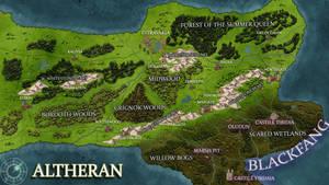 Altheran, the Industrial Sanctum