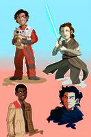 Star wars by Celestialen