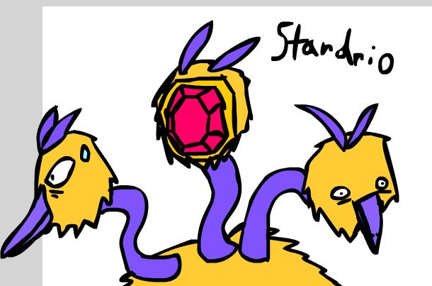 Stardrio by TheDarkDuskWolf