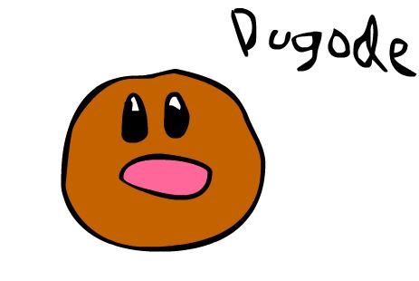 Pokefusion Dugode by TheDarkDuskWolf