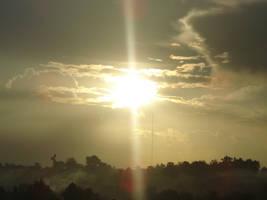 ..pretty sunrise.. by xeniaweyne