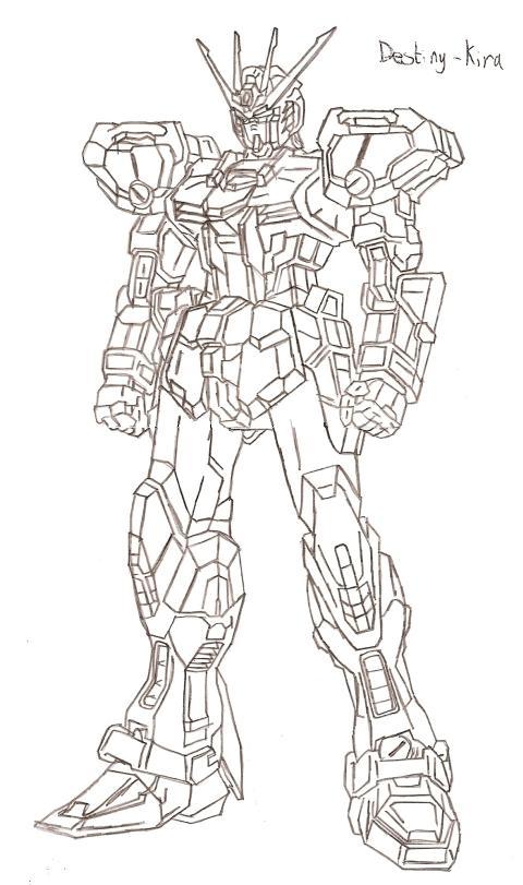 Strike Gundam Gundam Seed By Destiny Kira On Deviantart