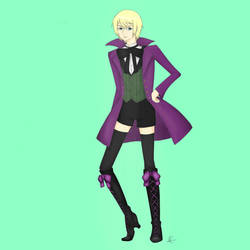 Alois Trancy is too sassy for y ou