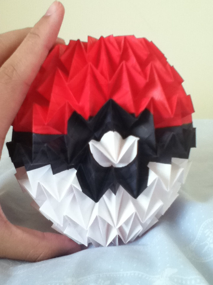 Some more complex origami – the magic ball | My Math Mom | 960x720