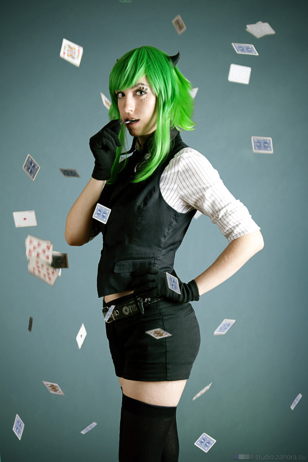 Gumi - Poker Face by edylisation