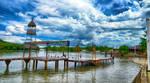Lake Magellan HDR