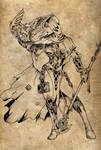 Commission: Mystic Female Char