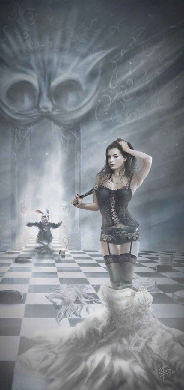 Black Queen by DeadInTheAttic