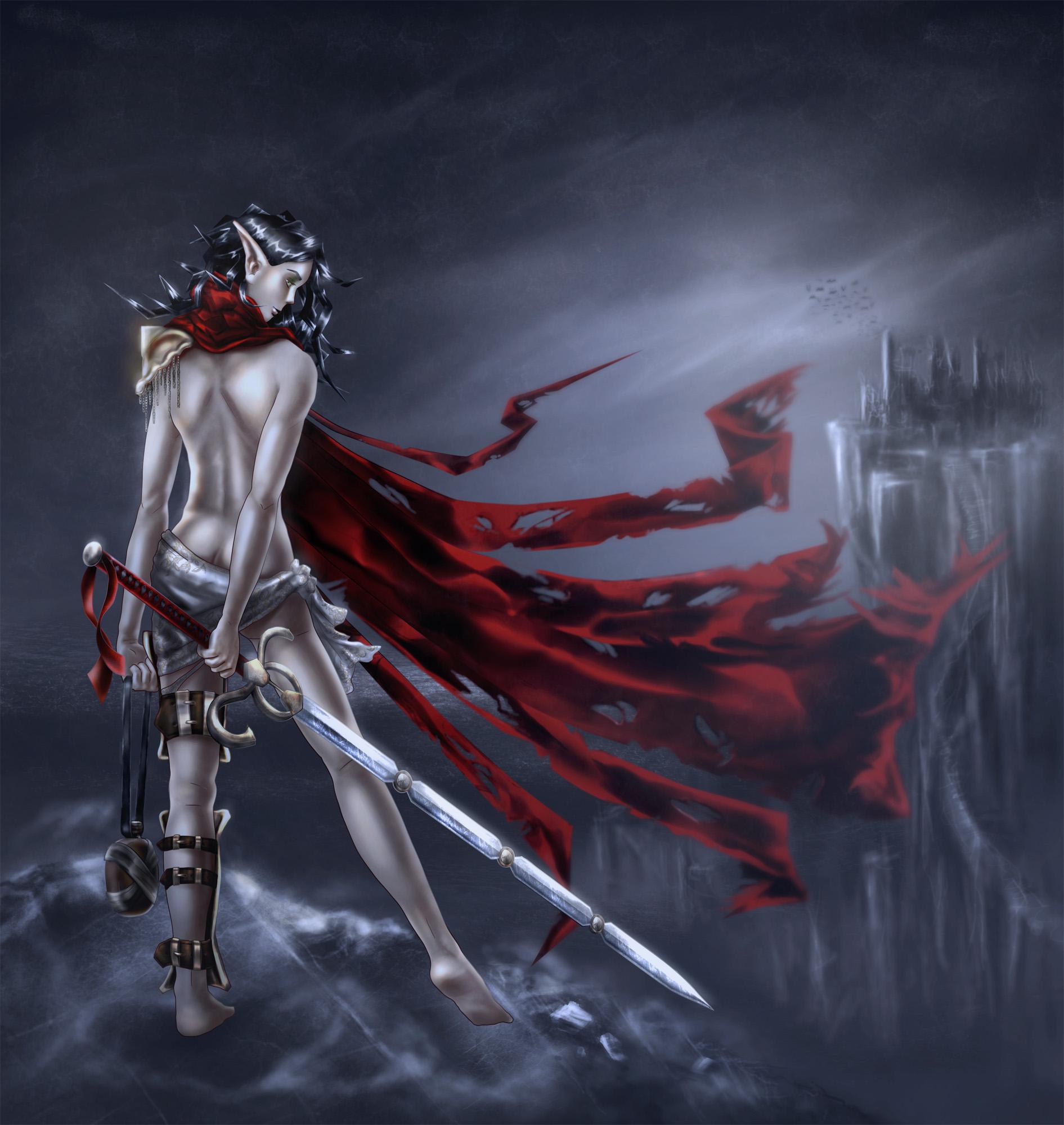 Calliope by DeadInTheAttic