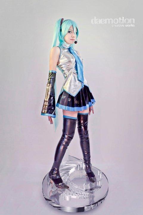 Hatsune Miku Cosplay I by Beyond-BrendaBB