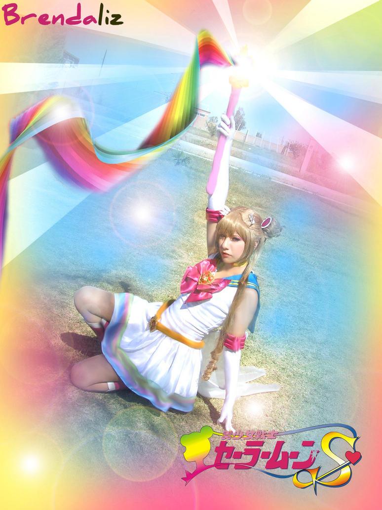 Rainbow Moon Heart Ache by Beyond-BrendaBB