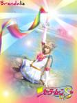 Rainbow Moon Heart Ache