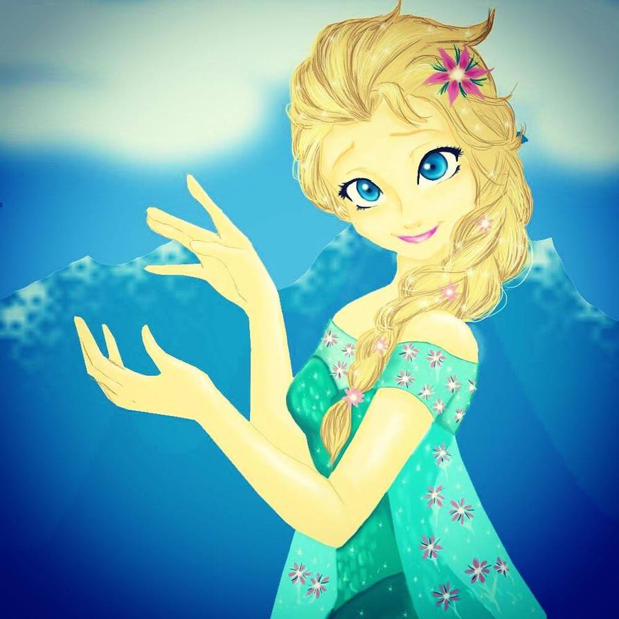 Elsa Fever by Beyond-BrendaBB
