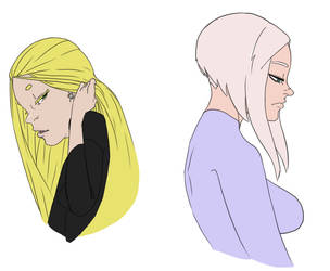 Hiems Portraits by mastertoon4