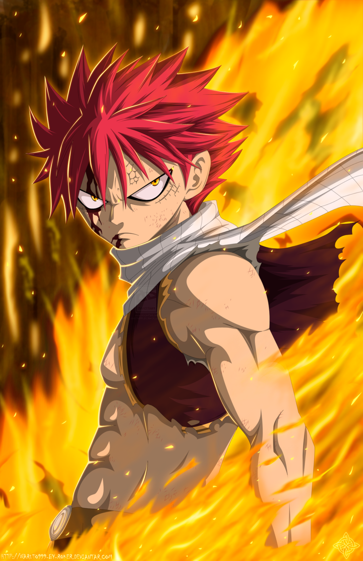 ''NATSU DRAGON FORCE'' by NARUTO999-BY-ROKER on DeviantArt