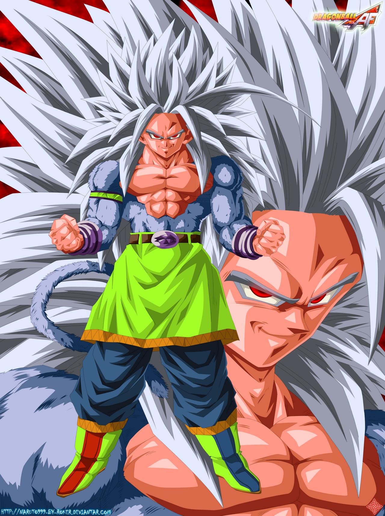 Goku Ssj5 by NARUTO999-BY-ROKER